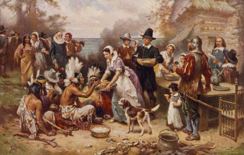 Thanksgiving Proclamation of Abraham Lincoln