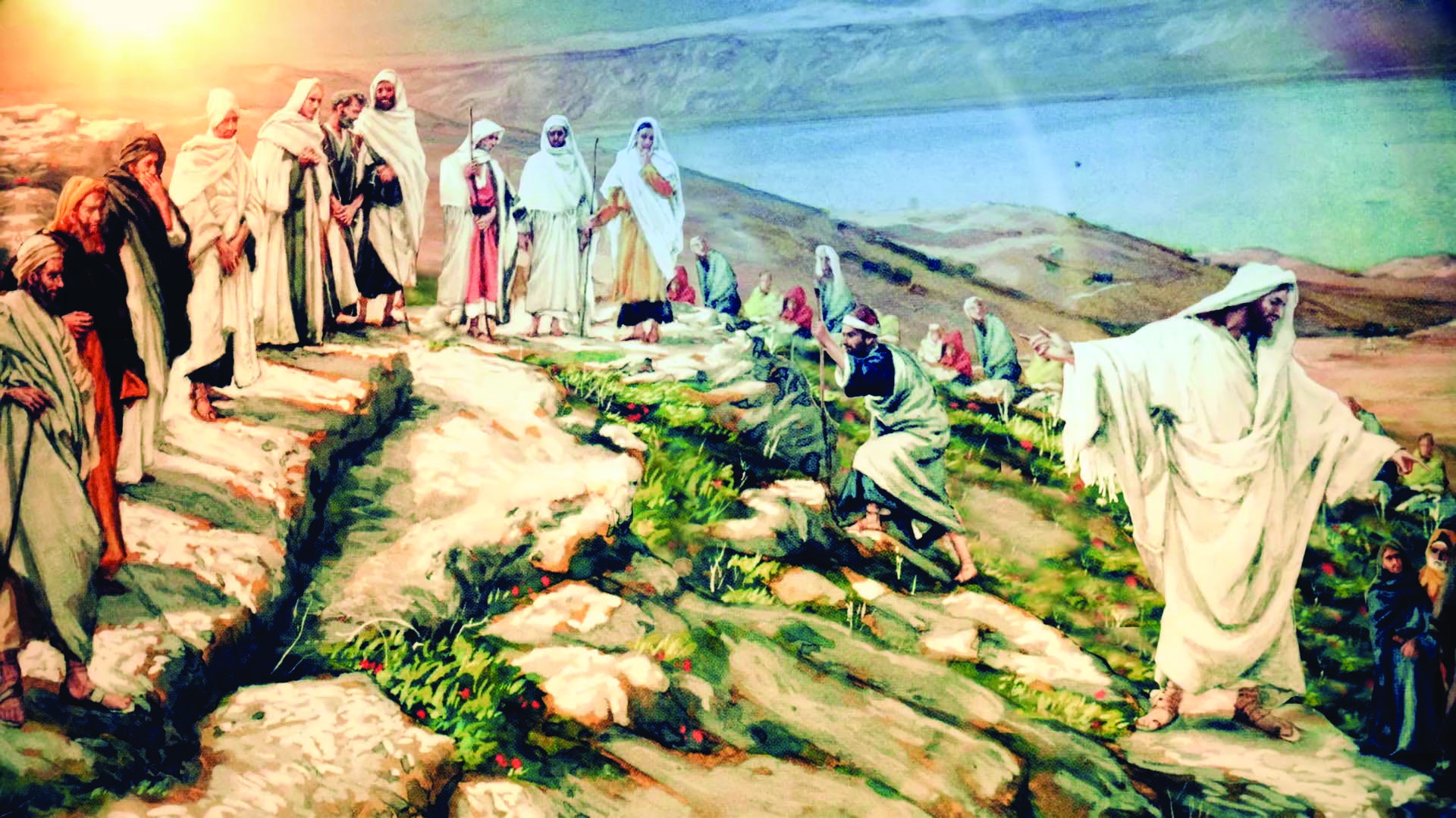a history of jesuss disciples Early history the christian church (disciples of christ) grew out of two movements seeking christian unity that sprang up almost simultaneously in western pennsylvania and kentucky - movements that were backlashes against the rigid denominationalism of the early 1800s.