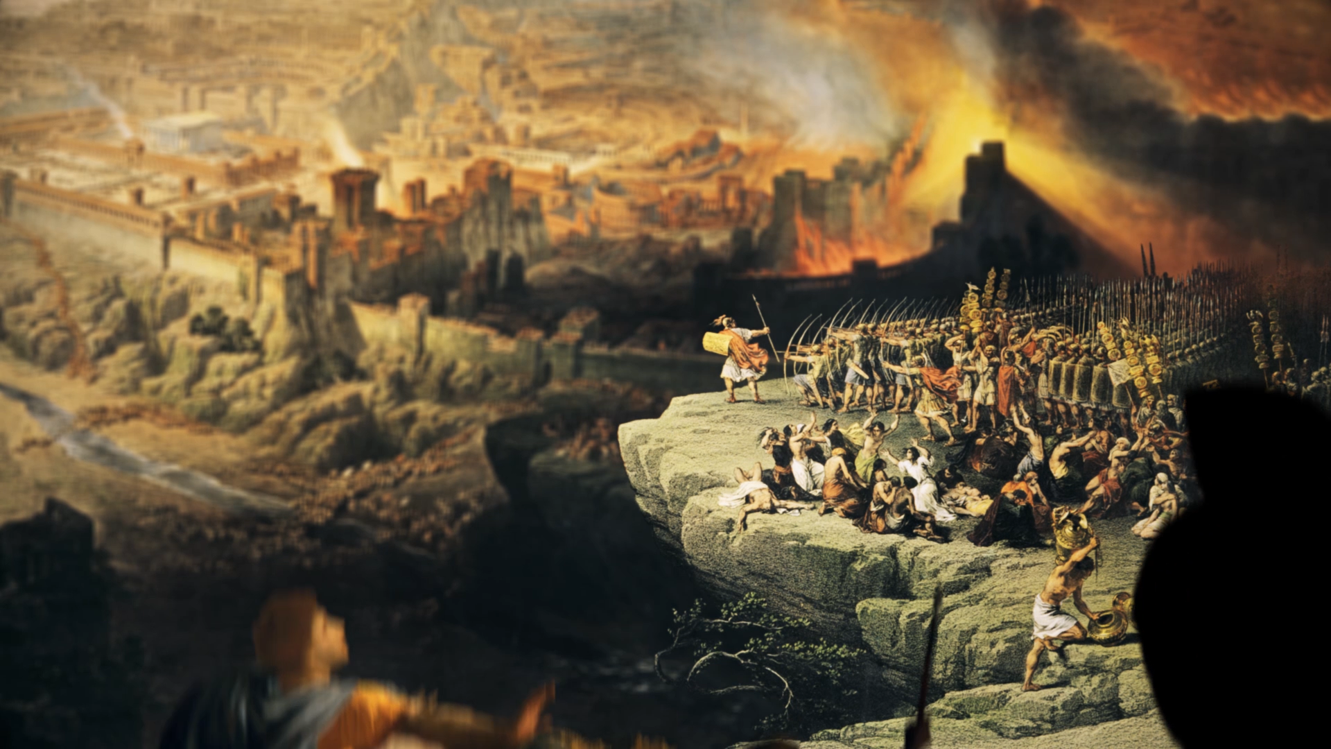 Destruction of the Temple Foretold by Jesus
