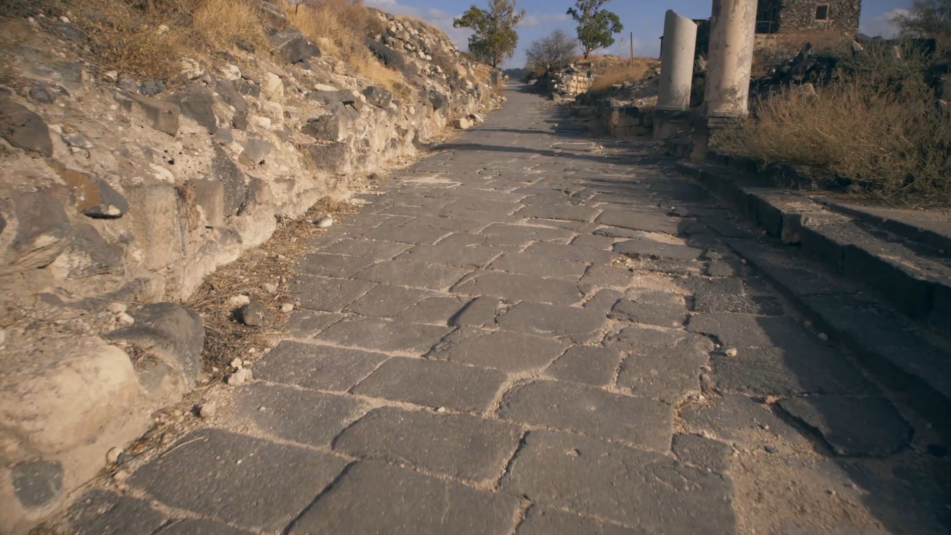 The Roman Road System at the Time of Jesus