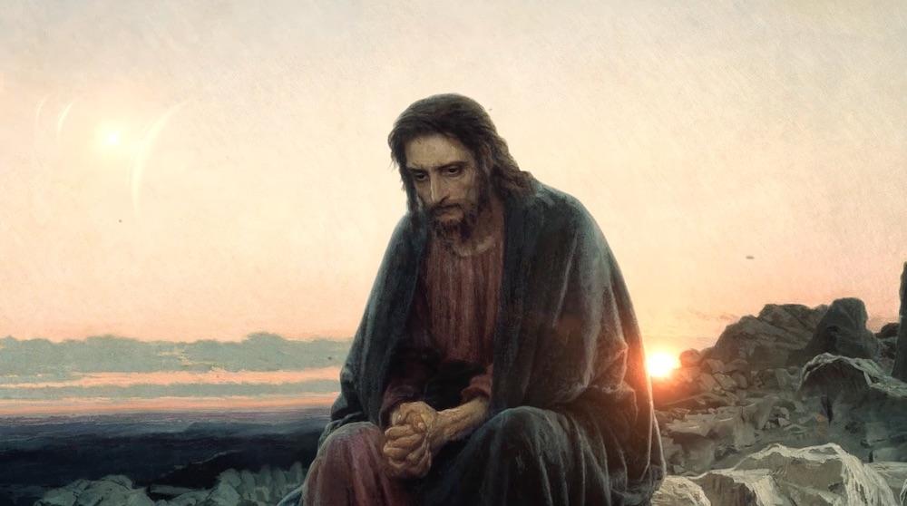 Temptations Of Jesus In The Wilderness